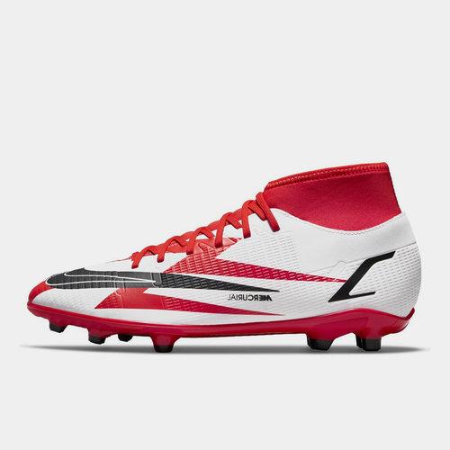 Mercurial Club CR7 DF FG Football Boots