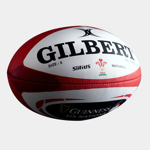 Wales 6 Nations Rugby Ball