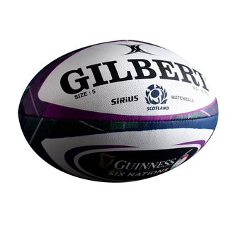 Scotland 6 Nations Rugby Ball