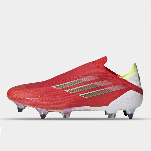 X+  Football Boots Soft Ground