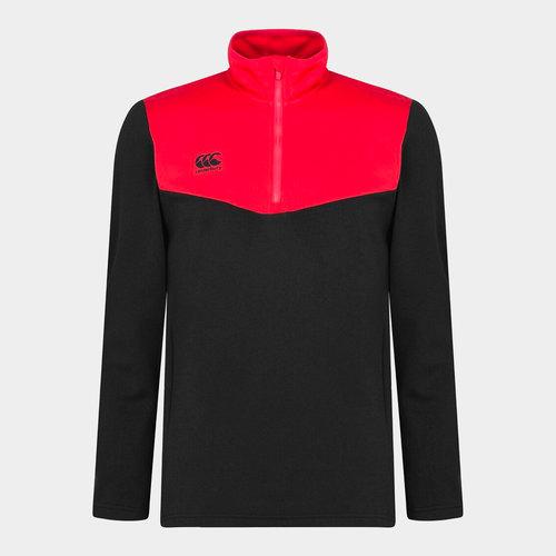 Zip Fleece Jacket Mens