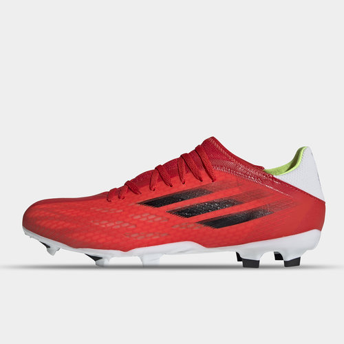 X .3 Football Boots Firm Ground
