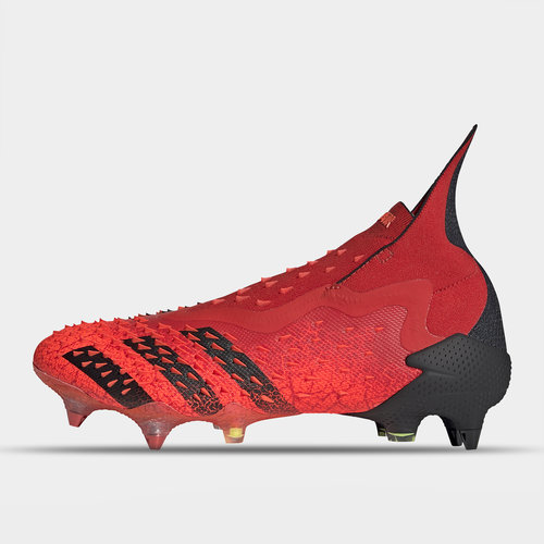 Predator Freak + SG Football Boots