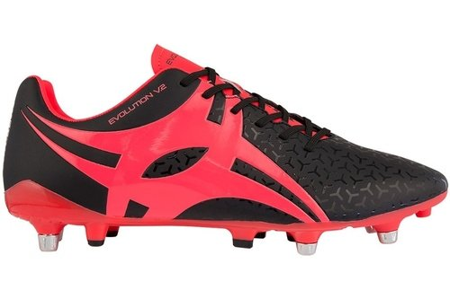 Evolution Mens Rugby Boots