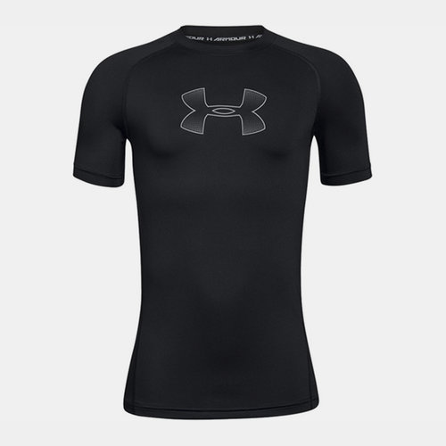 Armour Performance T Shirt Juniors