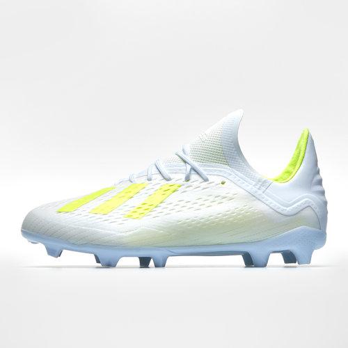 Infectar Renunciar flexible  adidas X 18.1 Junior FG Football Boots, £60.00
