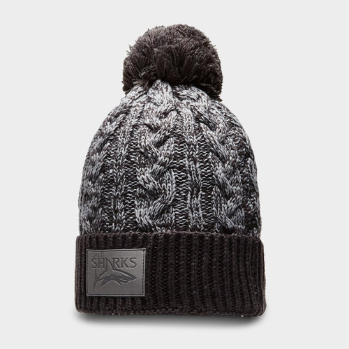 Sale Sharks 2018/19 Rugby Bobble Hat