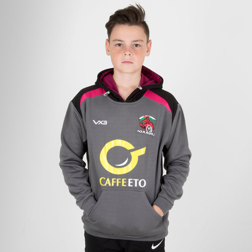 Warriors 7s 2018 Kids Training Hooded Sweat