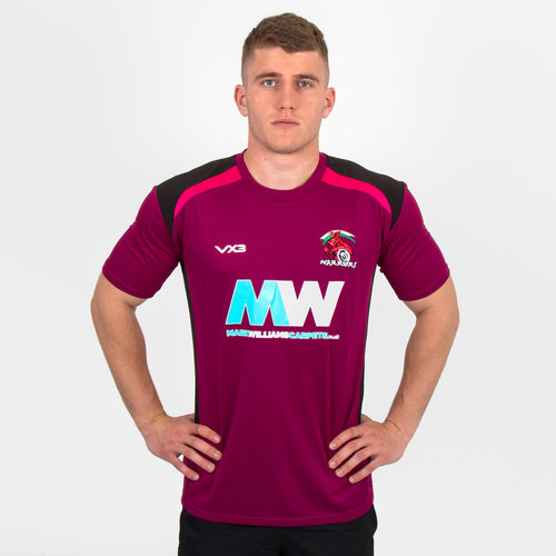 Warriors 7s 2018 Players Issue S/S Rugby T-Shirt