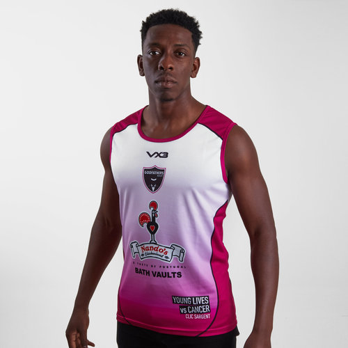 Godfathers 2018/19 Home Rugby Singlet