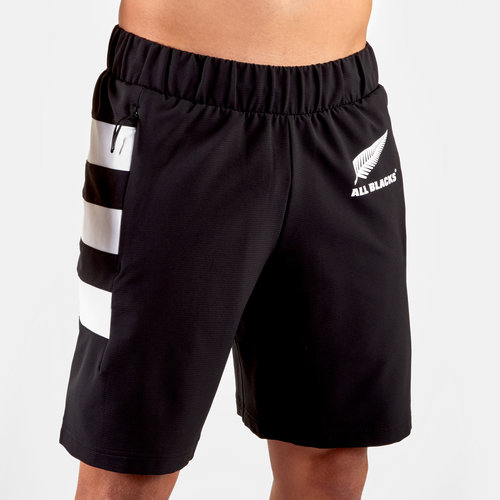 New Zealand All Blacks 2019/20 Woven Rugby Shorts