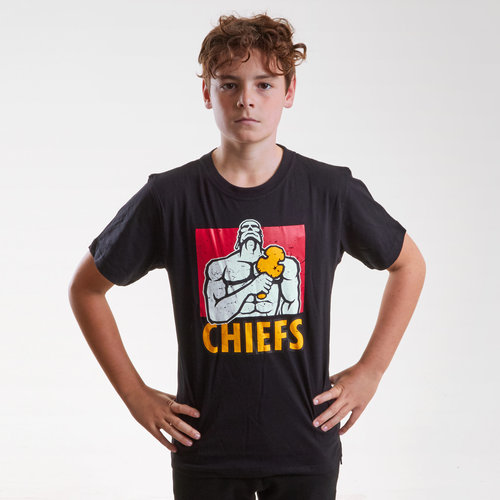 Chiefs 2019 Kids Graphic Super Rugby T-Shirt