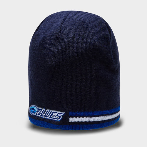 Blues 2019 Super Rugby Bobble Beanie