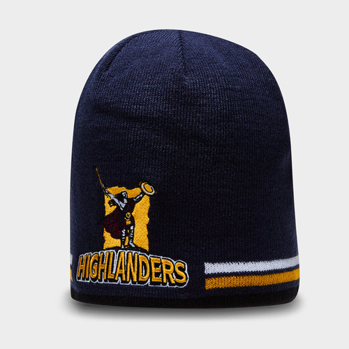 Highlanders 2019 Super Rugby Bobble Beanie