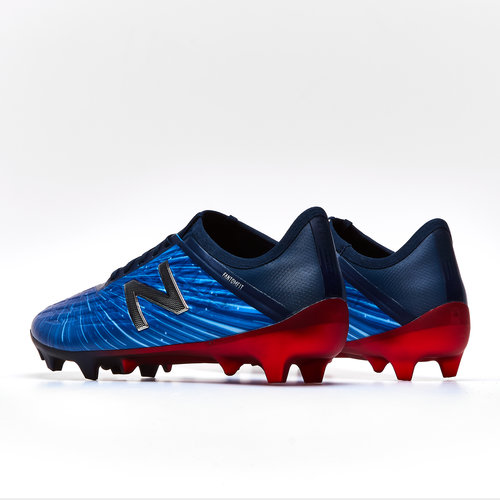 fd70b496c New Balance Furon 5.0 FG Limited Edition Football Boots. Blue/Red