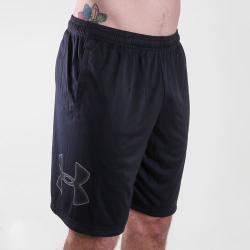 UA Tech Graphic Training Shorts