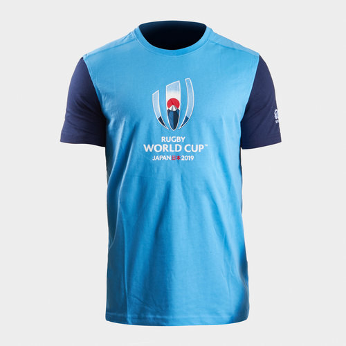 RWC 2019 Cotton Graphic Youth S/S T-Shirt
