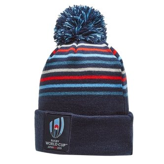 RWC 2019 Supporters Rugby Bobble Beanie
