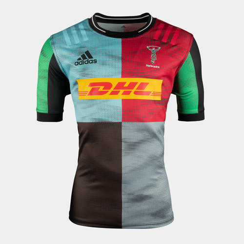 Harlequins 2021/22 Home S/S Adult Replica Shirt