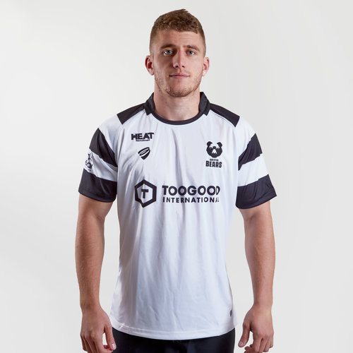 Bristol Bears 2018/19 Alternate S/S Replica Rugby Shirt