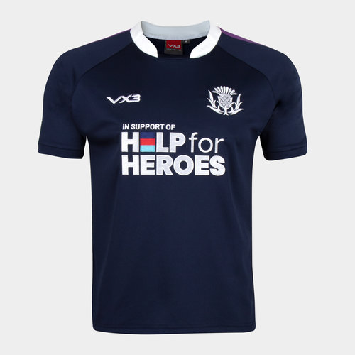 H4H Scotland S/S Shirt Kids