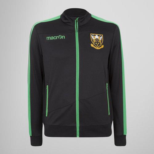 Northampton Saints 2017/18 Kids Rugby Track Jacket