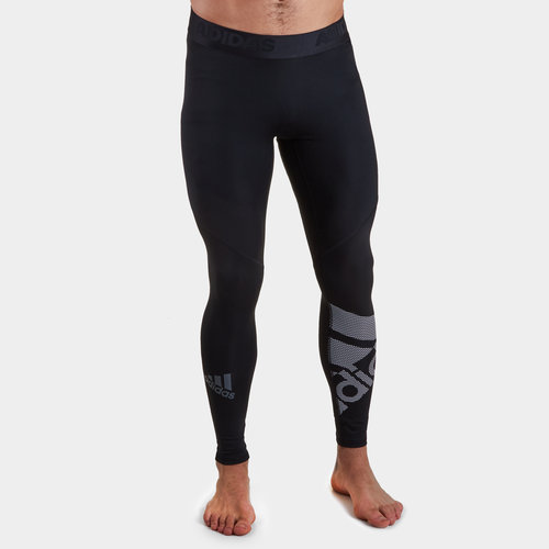 Alpha Skin BOS Mens Long Tights