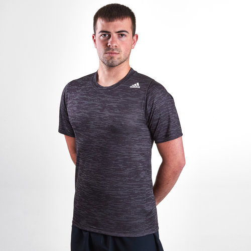Free Lift Tec Z Fitted Heathered Training T-Shirt