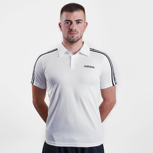 D2M 3 Stripe Core Training Polo