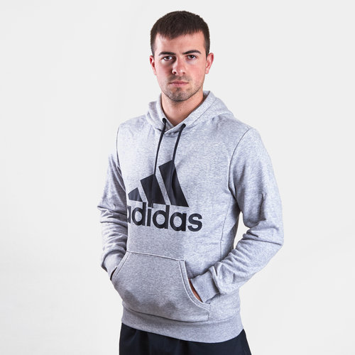 Badge Of Sport Hooded Sweat