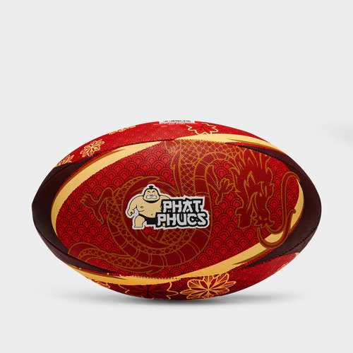 Phat Phucs Replica Rugby Ball