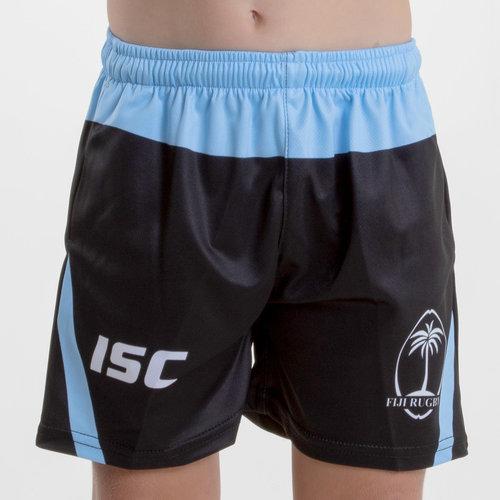 Fiji 2018/19 Youth Rugby Training Shorts