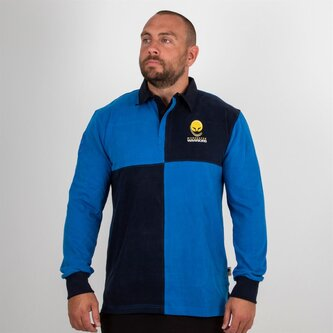 Worcester Warriors Quartered Cotton Shirt