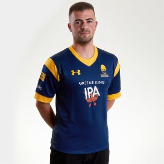 Worcester Warriors 16/17 Home Rugby Shirt