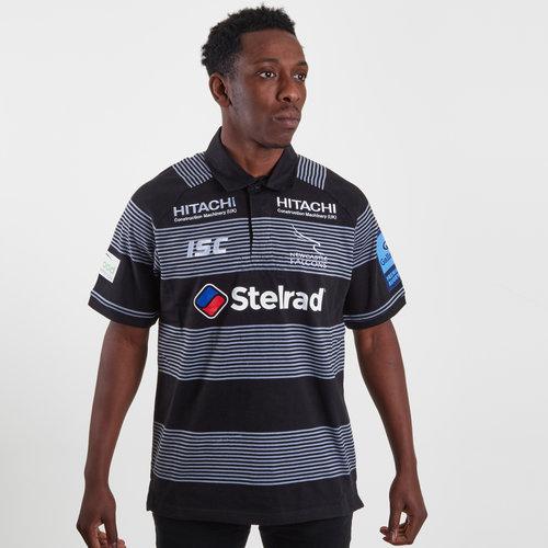 Newcastle Falcons 2018/19 Home Classic Shirt