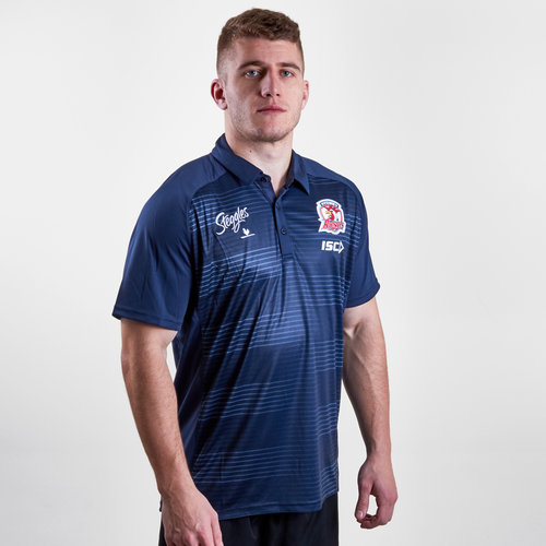 Sydney Roosters NRL 2019 Players Rugby Polo Shirt