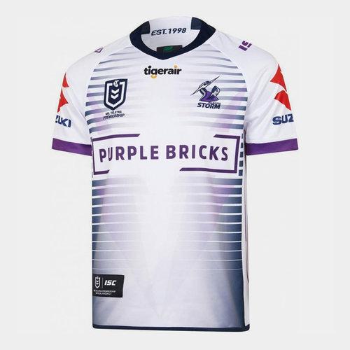 Melbourne Storm NRL 2019 Alternate S/S Rugby Shirt