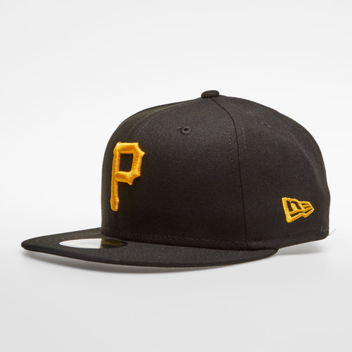 MLB Pittsburgh Pirates Fitted 59FIFTY Cap