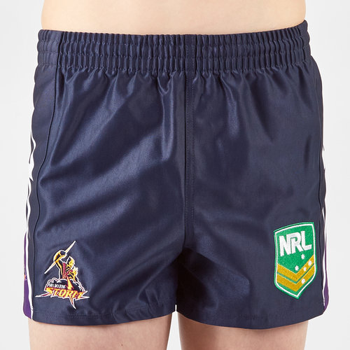 Melbourne Storm NRL Youth Supporters Rugby Shorts