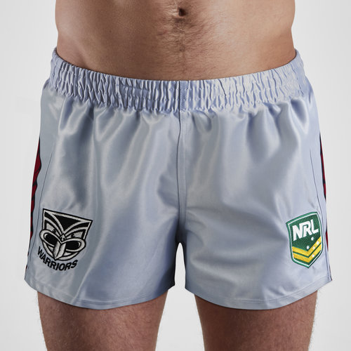 New Zealand Warriors NRL Alternate Supporters Rugby Shorts