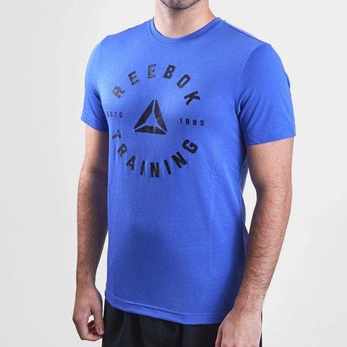 Short Sleeve Logo T Shirt Mens