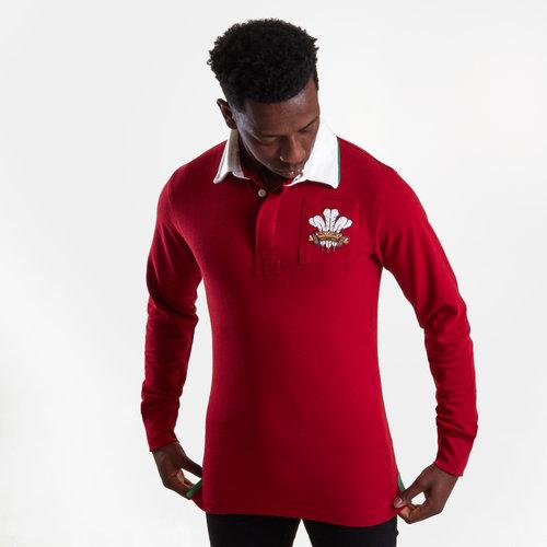 Wales 2019/20 Vintage Rugby Shirt