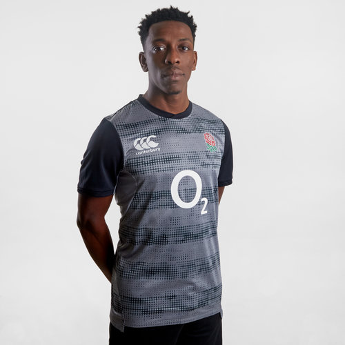 England 2019/20 Players Drill T-Shirt