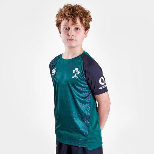 Ireland IRFU 2019/20 Kids Superlight Rugby Training T-Shirt