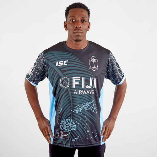 Fiji 7s 2018/19 Players Training T-Shirt