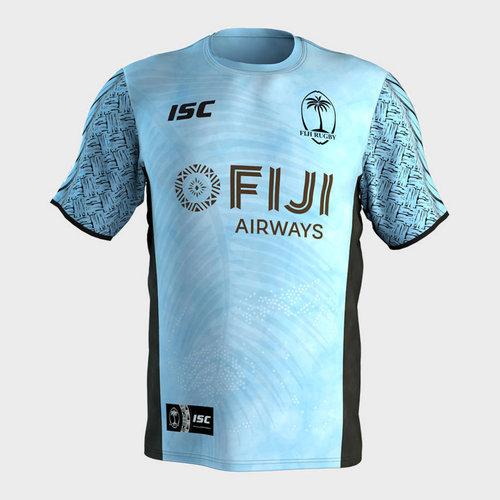 Fiji 7s 2018/19 Players Training T-Shirt