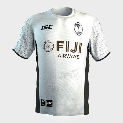 Fiji 7s 2018/19 Kids Training T-Shirt