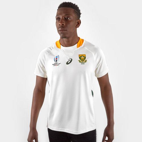 South Africa Springboks RWC 2019 Alternate S/S Replica Rugby Shirt