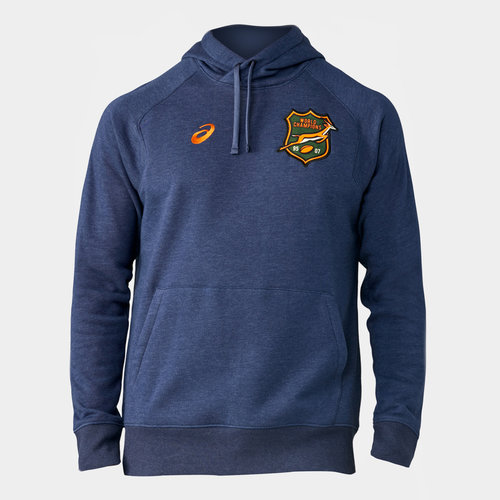 South Africa Springboks 2019/20 Youth Off Field Hooded Rugby Sweat