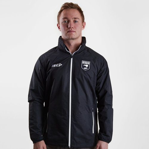 New Zealand Kiwis 2018/19 Players Shower Rugby Jacket
